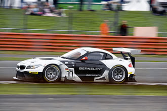 Schubert Motorsport - The BMW Z4 GT3 which Schubert is known for using, as Team Need for Speed.