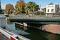 Schwenkbrücke in Muiden (Niederlande) IMG AADA.JPG