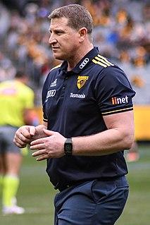 Scott Burns (footballer) Australian rules footballer, born 1974