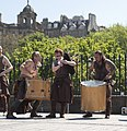 Scottish traditional music Edinburgh SCOTLAND May 2009.jpg