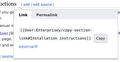 Screenshot of Enterprisey's user script copy-section-link being used.png