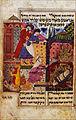 Scribe- Nehemiah ben Amshal of Tabriz - Mūsā Nāma (The Book of Moses) by Mulana Shāhīn Shirazi - Google Art Project.jpg