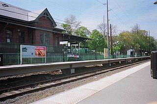 Sea Cliff station railway station