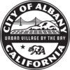 Official seal of Albany