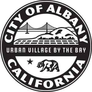 Albany, California - Image: Seal of Albany, California