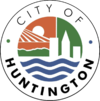 Official seal of Huntington