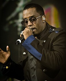 Sean Combs v roku 2010