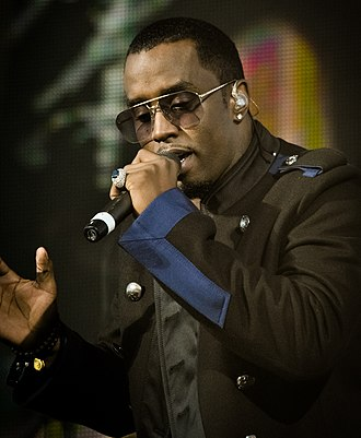 Sean Combs - Combs performing in December 2010
