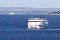 Searoad Queenscliff-Sorrento Ferries on Port Phillip Bay, jjron, 05.07.2010.jpg