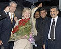 Secretary Clinton Arrives in Mumbai, India (3730131275).jpg
