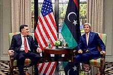 Fayez al-Sarraj - Wikipedia