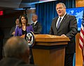 Secretary Pompeo Delivers Remarks to the Media (49346072851).jpg
