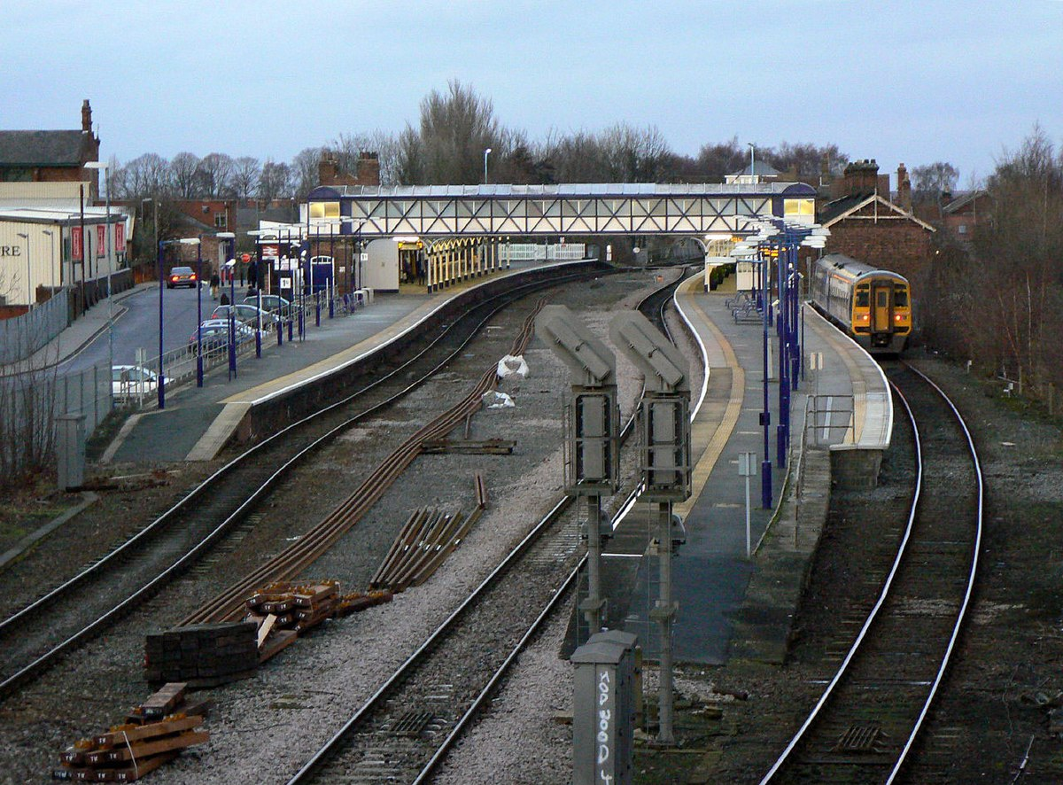 Selby railway station Wikipedia