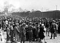 Selection on the ramp at Auschwitz-Birkenau, 1944 (Auschwitz Album) 1b.jpg