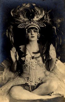 Serafina astafieva c. 1890s