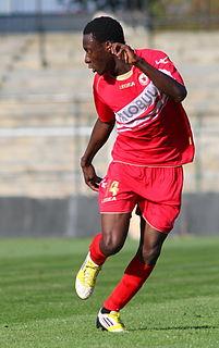 Serge Nyuiadzi Togolese footballer