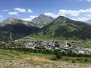 Sestriere Comune in Piedmont, Italy