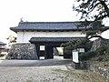 Shachinomon Gate of Saga Castle 2.jpg
