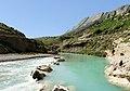 Shah Bahram River, Basht- Choram Rd. رود شاهبهرام، جاده باشت- چرام - panoramio.jpg