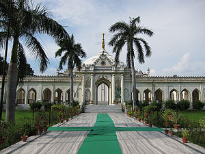 Imambara Shah Najaf - Shah Najaf Imambara in 2013