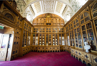 Library of Birmingham - Shakespeare Memorial Room