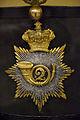 Shako plate of the 2nd Bombay European Regiment.JPG