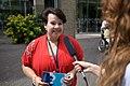 Sharon Dijksma, Lancering Europese Mobiliteitsweek 2010.jpg