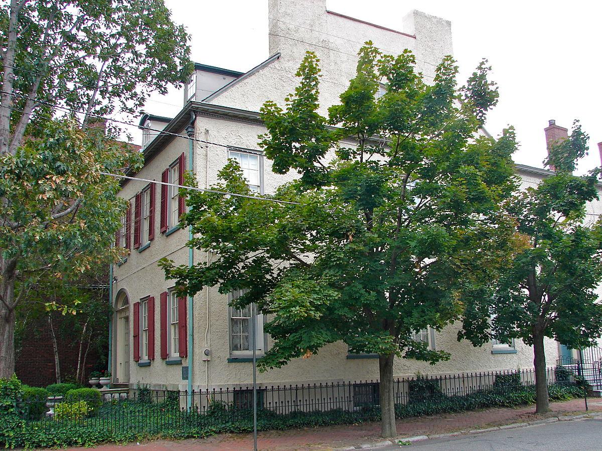 Edward Sharp House Wikipedia