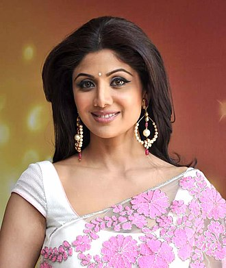 Shilpa Shetty - Shilpa Shetty on the set of Nach Baliye 5 2013