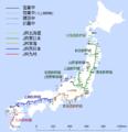Shinkansen map 20101204 ja.png