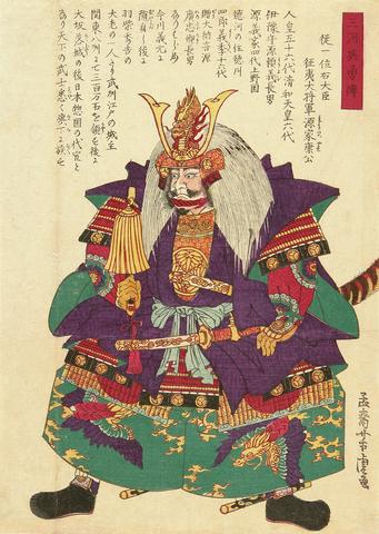 徳川 家康(Ieyasu Tokugawa)Wikipediaより