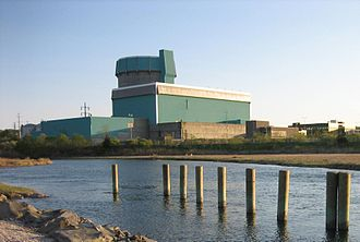 East Shoreham, New York - Shoreham Nuclear Power Plant