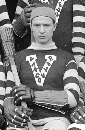 Si Griffis - Griffis with the Vancouver Millionaires