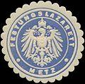 Siegelmarke Festungslazarett Metz W0370687.jpg