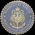 Siegelmarke Kaiserliche Marine Minen-Depot zu Geestemünde W0323081.jpg