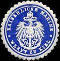 Siegelmarke Kaiserliche Marine Werft zu Kiel W0283769.jpg