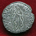 Siena, mezzo giulio da 20 quattrini, 1540-41, argento.JPG