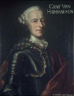 Sigmund von Haimhausen German aristocrat and businessman