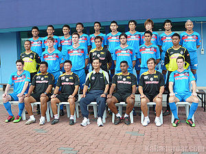 Warriors FC - Squad 2010