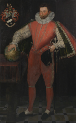 Sir Francis Drake (post 1580)