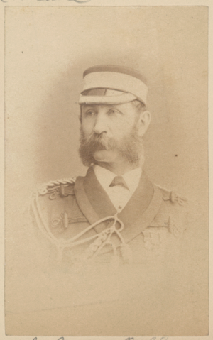 George Pomeroy Colley - Sir George Colley during the Second Anglo-Afghan War