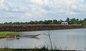 Ubon Ratchathani Province - Sirindhorn Reservoir, Amphoe Sirindhorn