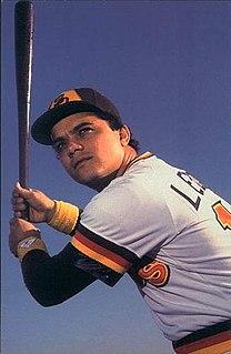 Sixto Lezcano Puerto Rican baseball player