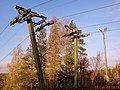 Ski lifts, Mustavuori, Tampere, October 2008.jpg