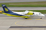 SkyWork Airlines, HB-AES, Dornier 328-110 (22424609694).jpg