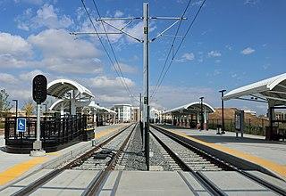 Sky Ridge station