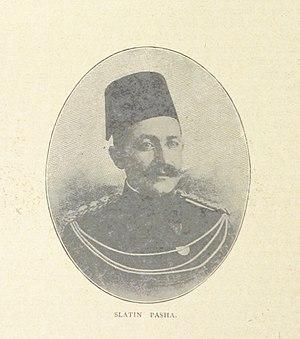 Rudolf Carl von Slatin - Slatin Pasha.