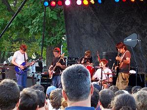 Pitchfork Music Festival - Slint at Pitchfork Music Festival