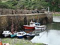 Small boats at Crail Harbour - geograph.org.uk - 996912.jpg