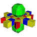 Small rhombicuboctahedral prism net.png